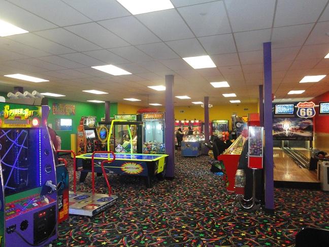 Sport arcade machines nz